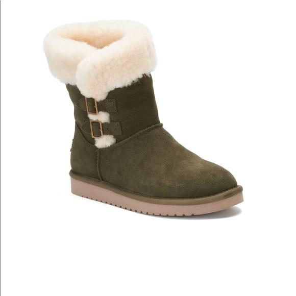 4637b755065 Kookaburra W Sulana Short Boots by Ugg NWT
